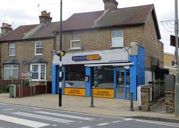 Thumbnail Commercial property for sale in 80 Beckenham Lane, Shortlands, Brromley