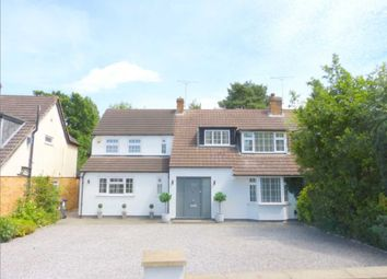 Thumbnail 5 bed semi-detached house for sale in Park Crescent, Elstree, Borehamwood