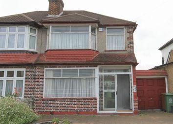 Thumbnail 3 bed semi-detached house for sale in Brocks Drive, North Cheam, Sutton