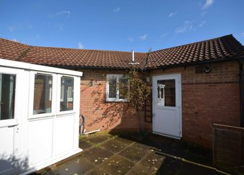 Thumbnail 1 bedroom semi-detached bungalow for sale in Hexham Gardens, Bletchley, Milton Keynes