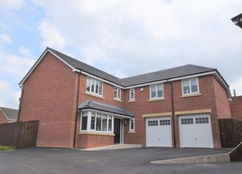 Thumbnail 5 bedroom detached house for sale in Mccorquodale Gardens, Newton-Le-Willows