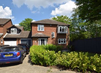 Thumbnail 4 bed detached house for sale in Walsham Road, Chatham