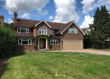 Thumbnail 5 bed property to rent in Burn Close, Oxshott, Surrey