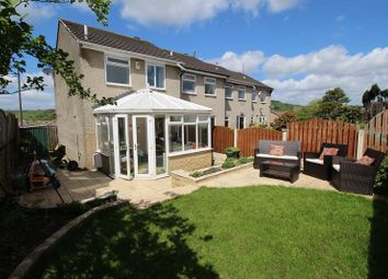 Thumbnail 2 bed terraced house for sale in Coniston Close, Elland