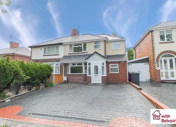 Thumbnail 4 bedroom semi-detached house for sale in Warstones Road, Penn, Wolverhampton