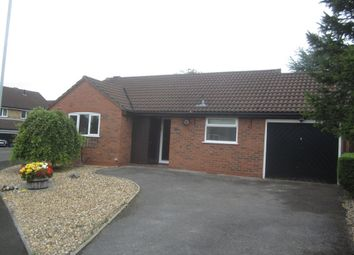Thumbnail 2 bed bungalow for sale in Chatham Way, Haslington, Crewe