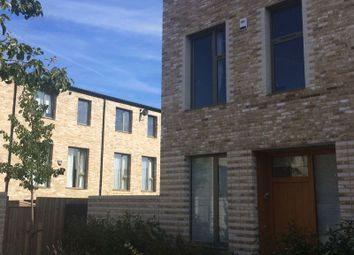 Thumbnail 3 bed end terrace house to rent in Barnwell Close, Edgware Green, Edgware, Middlesex