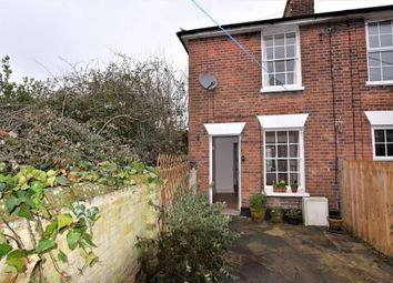 Thumbnail 2 bed end terrace house to rent in Dentons Terrace, Wivenhoe, Colchester