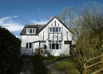 Thumbnail 4 bed detached house for sale in Lewdown, Okehampton