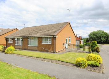Thumbnail 2 bed semi-detached bungalow for sale in Wharf Lane, Staveley, Chesterfield