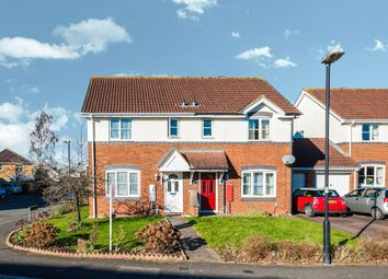 Thumbnail 3 bed semi-detached house for sale in Dinmore Road, Swindon
