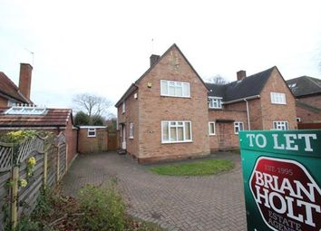Thumbnail 3 bedroom detached house to rent in Crackley Hill, Coventry Road, Kenilworth
