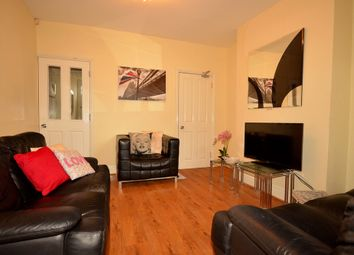 Thumbnail 5 bedroom terraced house to rent in Harefield Road, Sheffield