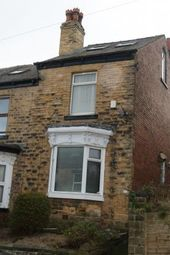 Thumbnail 4 bed terraced house to rent in Mona Road, Sheffield, South Yorkshire