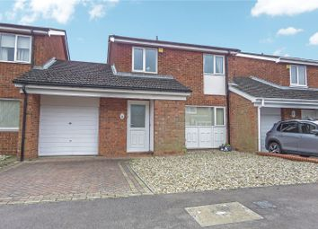 Thumbnail 3 bed link-detached house for sale in Bittern Drive, Biggleswade, Bedfordshire