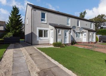 Thumbnail 2 bed end terrace house for sale in Straiton Drive, Hamilton, South Lanarkshire, United Kingdom