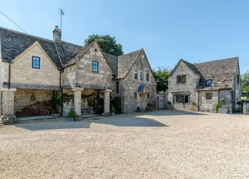Thumbnail 6 bed detached house for sale in Beverston, Tetbury