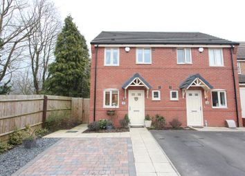 Thumbnail 2 bed semi-detached house for sale in Convent Drive, Stoke Golding, Nuneaton