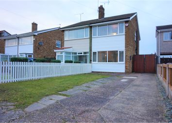 Thumbnail 2 bed semi-detached house for sale in Menson Drive, Hatfield, Doncaster