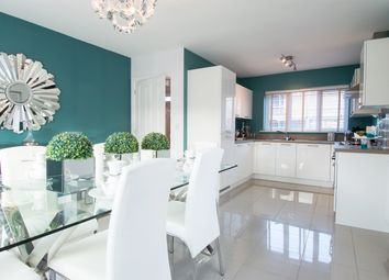 Thumbnail 2 bed flat for sale in Village Road, Peters Village, Wouldham, Kent