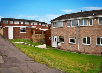 Thumbnail 3 bed end terrace house to rent in Crakston Close, Stoke Hill Estate, Coventry