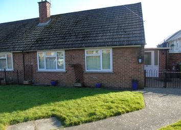 Thumbnail 1 bed semi-detached bungalow for sale in Deere Close, Cardiff