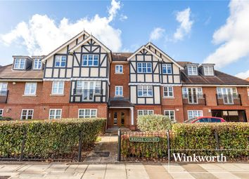 Thumbnail 2 bed flat to rent in Regal Court, 195 Holders Hill Road, Mill Hill, London