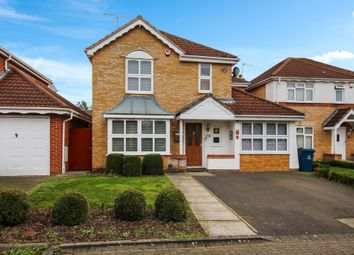 Thumbnail 4 bed detached house for sale in Berry Hill, Stanmore