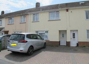 Thumbnail 3 bed terraced house to rent in Westways, Stubbington, Fareham