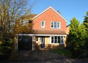 Thumbnail 4 bed detached house for sale in Colman Park, Abbey Meads, Swindon