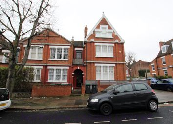 Thumbnail 2 bed flat to rent in Harvey Road, Crouch End
