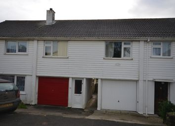 Thumbnail 2 bed flat for sale in Polmor Road, Crowlas, Penzance