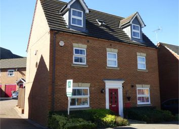 Thumbnail 5 bed detached house for sale in Monarch Drive, Kemsley, Sittingbourne