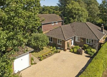 Thumbnail 4 bed detached bungalow for sale in Hammerwood Road, Ashurst Wood, East Grinstead