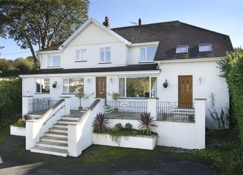 Thumbnail 5 bed detached house for sale in Coombe Road, Shaldon, Devon