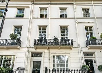 Thumbnail 8 bed terraced house for sale in Wilton Crescent, Belgravia, London