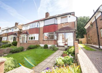 Thumbnail 4 bed semi-detached house for sale in Berryhill, Eltham Park, London