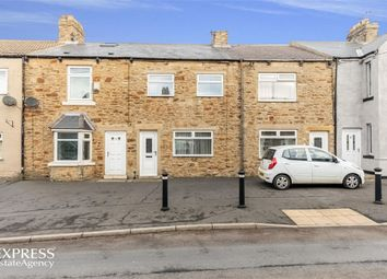 Thumbnail 2 bed terraced house for sale in Mount Pleasant, Stanley, Crook, Durham