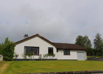 Thumbnail 3 bedroom detached bungalow for sale in Croft Road, Lochcarron