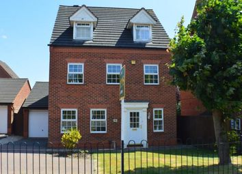 Thumbnail 5 bed detached house for sale in Common Lane, Fradley, Near Lichfield, Staffordshire