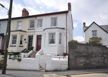 Thumbnail 3 bed semi-detached house for sale in Bryngeler, 80 Parcmaen Street, Carmarthen