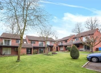 Thumbnail 1 bed flat to rent in Old Pharmacy Court, Lower Broadmoor Road, Crowthorne, Berkshire