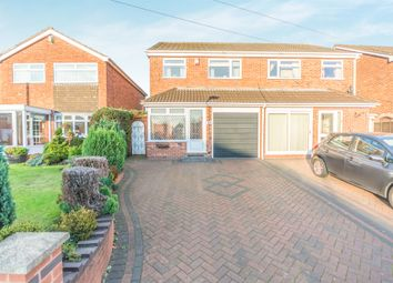 Thumbnail 3 bedroom semi-detached house for sale in Avery Drive, Acocks Green, Birmingham