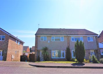 Thumbnail 3 bedroom semi-detached house for sale in Piper Close, Danescourt