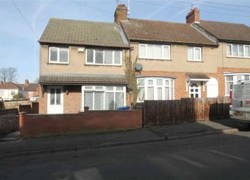 Thumbnail 3 bed end terrace house to rent in Durban Road, Kettering