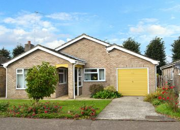 Thumbnail 2 bed detached bungalow for sale in Lime Close, Harleston