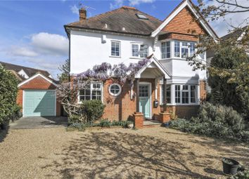 Thumbnail 4 bed detached house for sale in Station Road, Thames Ditton, Surrey
