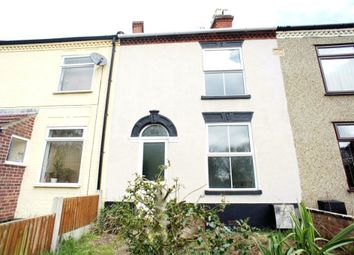 Thumbnail 2 bed terraced house to rent in Hall Road, Lowestoft
