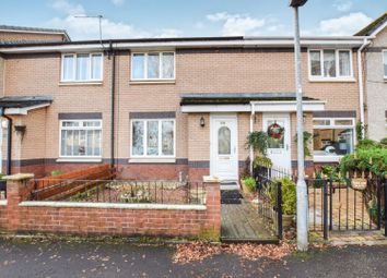 Thumbnail 2 bed terraced house for sale in Croftspar Grove, Glasgow