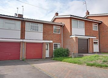 Thumbnail 3 bed terraced house to rent in Sappers Close, Sawbridgeworth, Herts